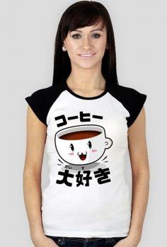 http://originto.com/produkt/2504630-Koszulka-damska-Kocham-kaw-po-japo-sku.html Koszulki ze śmiesznym nadrukiem #ubrania #koszulka #nihongo #nippon #japoński #japanese #japońskie #japonia #język #fashion #anime #manga #odzież #hiragana #katakana #kanji #t-shirt #t-shirty  #koszulki #bluzy #nadruk #nadrukiem #otaku #nihon #tshirt #tshirty #coffee #kawa #koohii #daisuki #kawosz #kawoszka #kawusia Koszulka z kawą Bluza z kawą Koszulka kocham kawę T-shirt kocham kawę I Love Coffee