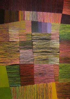 "Saatchi Art Artist Karin Hay White; Painting, ""Coastlines 8"" #art"