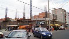 Avance de Obra Grand Insurgentes   23/08/2012