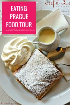 Looking for tips on things to do in Prague, Czech Republic or the best Czech food in the best restaurants there? I found both on a food tour with Eating Europe.