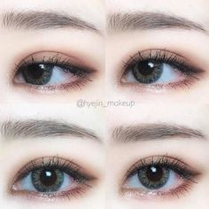 The underneath the makeup cap bring a concealer. If y … – Korean makeup hacks; The underneath the makeup cap bring a concealer. Korean Makeup Look, Korean Makeup Tips, Asian Eye Makeup, Korean Makeup Tutorials, Eyeshadow Tutorials, Blue Eye Makeup, Makeup Inspo, Makeup Inspiration, Beauty Makeup