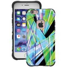 BALLISTIC UT1667-B39N iPhone(R) 6/6s Urbanite(TM) Select Case (Prism Green)