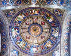 Insided the dome ... Lincoln, Nebraska: State Capitol