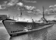 USS Bowfin, Pearl Harbor Visitor Center.