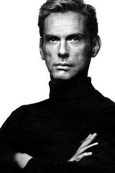 Wolfgang Joop, German fashion designer