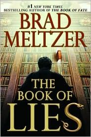 The Book of Lies by Brad Meltzer. Just finish this not too bad.