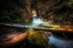 Hike through the Tscheppaschlucht in Carinthia, Austria. A wonderful canyon with great cascades and awesome small ponds. here is one of my favourite place up there!  if you like my pictures i invite you to follow me here on 500px! thx ;)