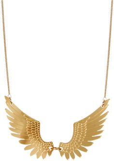 Tatty Devine Large Pegasus Necklace