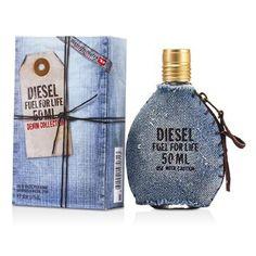 Diesel Fuel for Life Denim Collection Homme Eau De Toilette Spray 50ml/1.7oz 67.00 USD
