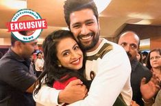 My girlfriends are jealous of me sharing screen space with Vicky Kaushal: Manasi Parekh - BollywoodTales Indian Celebrities, Bollywood Celebrities, Reality Tv Stars, Star Cast, Love Me Forever, Siri, Bollywood Stars, Film Industry, Dream Guy