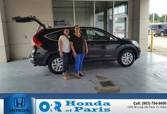 https://flic.kr/p/J5Wz8j | Orr Honda of Paris Customer Review | Experienced great customer service. Our salesperson Sam was very helpful. He was not too pushy but was able to help us find the right car at the right price. Thanks so much for the excellent service. Would recommend everyone to come here.  Linda, deliverymaxx.com/DealerReviews.aspx?DealerCode=G978&R...