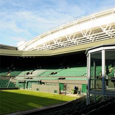Wimbledon Lawn Tennis Museum    Plan #yourjourney online at http://ojp.nationalrail.co.uk/service/planjourney/search