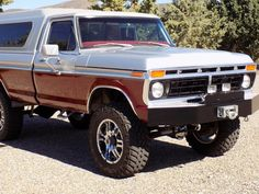 1976 Ford F-250 4x4 (AZ) - $21,500 Please call Russ @ 928-308-8862 to see this 4x4