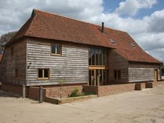 Barn Conversions Kent | Oak Barn Repairs | Modern Barn Conversions