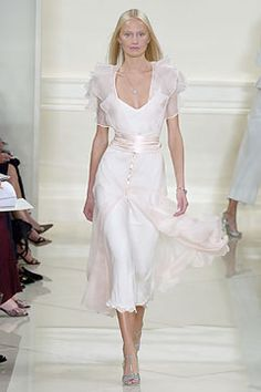 Ralph Lauren | Spring 2005 Ready-to-Wear Collection