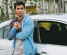 """Supernatural -- """"A Little Slice of Kevin"""" -- Image – Pictured: Osric Chau as Kevin -- Credit: Diyah Pera/The CW -- © 2012 The CW Network. All Rights Reserved Supernatural Beings, Supernatural Seasons, The Flash Season, Season 8, Benny Lafitte, Kevin Tran, Osric Chau, Ray Palmer"""