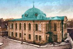 Great Synagogue of Bialystok