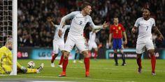 L'attaquant anglais Jamie Vardy a innové en proposant un Mannequin Challenge après son but contre l'Espagne.