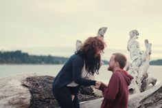"""from """"Delightfully Tacky"""": Engaged <3"""