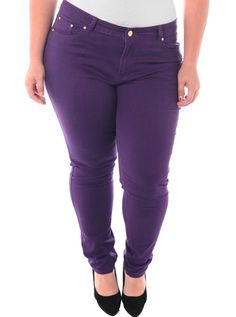 Colored Skinny Jeans | FOREVER21 PLUS - 2000020358 | Plus Size