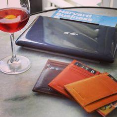 Leather Pocket Organiser  Shop @ www.bidinis.com