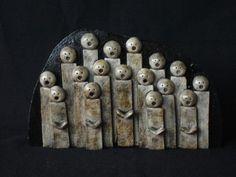 Zanggroep, 23 x 15 cm.