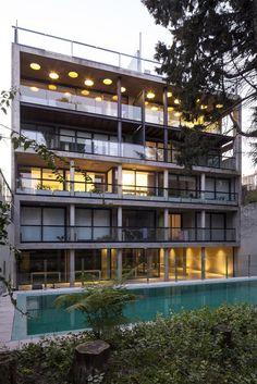 Galería de Edificio Acuña de Figueroa / Estudio Abramzon + Estudio ZZarq - 4