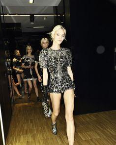 I want!! Milan Fashion Week AW14/15 Series: Dolce & Gabbana