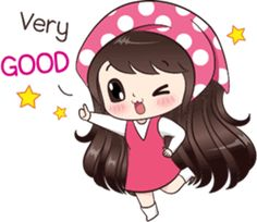 I like power magic love. Let enjoy with my lovely stickers. Cute Chibi Couple, Love Cartoon Couple, Cute Cartoon Girl, Stickers Emojis, Love Stickers, Cute Cartoon Images, Cute Love Cartoons, Cute Love Pictures, Cute Love Gif