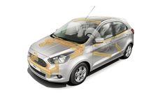 Ford KA+ airbags