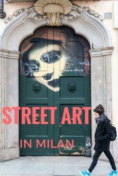 A DIY Tour of Street Art in Milan