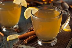 Brandy or Scotch also work well in a toddy, but the vanilla sweetness of good bourbon was our favorite — this time, at least.