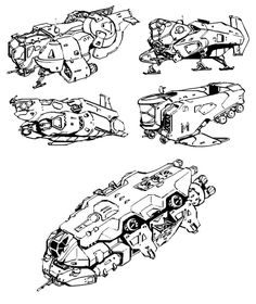 Space Ship Concept Art, Alien Concept Art, Concept Ships, Starship Concept, Cyberpunk, How To Make Drawing, Spaceship Design, Hand Sketch, Space Crafts