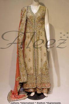 ALEEZ BRIDAL Collection 2014-3 Pakistani Couture, Pakistani Wedding Dresses, Pakistani Outfits, Indian Dresses, Indian Outfits, Latest Bridal Dresses, Bridal Outfits, Women's Ethnic Fashion, Indian Fashion