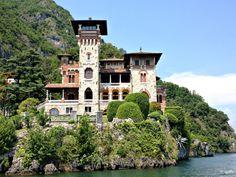 Villa La Gaeta, San Siro - Lake Como