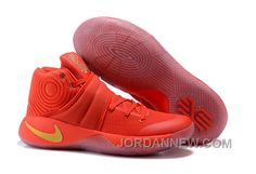 "ae06faf9bf34 Buy Nike Kyrie 2 ""Gold Medal"" University Red Metallic Gold Top Deals from  Reliable Nike Kyrie 2 ""Gold Medal"" University Red Metallic Gold Top Deals  ..."