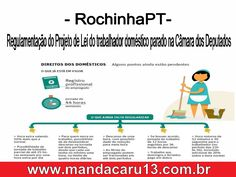 Blog do Eduardo Nino : Mandacaru:Regulamentação do Projeto de Lei do trab...