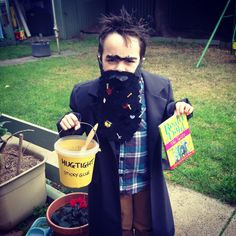 Mr Twit Costume for Book Week                              …