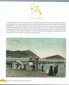 caseta real de baños san sebastian - Google Search