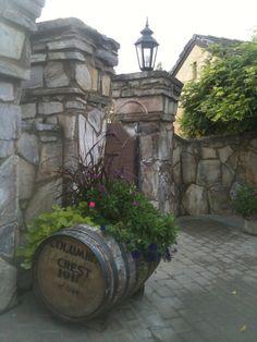 Columbia Crest Winery. Patterson, WA Photo by; Ange Mills