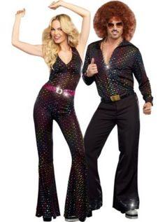 Disco Couples Costumes--Love It!!!!