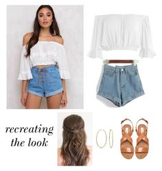"""Picture Inspired"" by aubreymckay24 ❤ liked on Polyvore featuring Somedays Lovin, Sans Souci, Bling Jewelry, Steve Madden, love, design, Recreate and polyvorefashion"