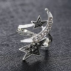 Fashion Retro Star And Moon Shape Cocktail Ring For Women #jewelry #fashionjewelrystores #jewelryfashion #fashionjewelrywebsites #discountfashionjewelry #fashioncostumejewelry #goldfashionjewelry #fashionjewelrystore #fashionjewelryaccessories #fashionjewelrysets #trendyfashionjewelry #newfashionjewelry #fashionjewelryearrings #fashionandjewelry #fashionjewelrymanufacturers #mensfashionjewelry #buyfashionjewelry #jewelryinfashion #highfashionjewelry #costumefashionjewelry…