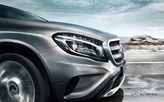 Le GLA et la nouvelle Classe C présentés au Mercedes Pop-Up Store