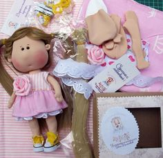 Discover thousands of images about Doll sewing kit Rag Doll Tutorial, Doll Making Tutorials, Free To Use Images, Bride Dolls, Sewing Kit, Doll Maker, Soft Dolls, Soft Sculpture, Plush Dolls