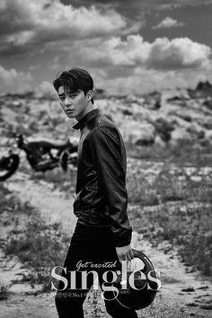 2015.08, Singles, Park Seo Joon