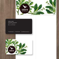 IBIS Botanicals Branding & Packaging