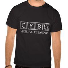 #zazzle #cyber #virtual #teeshirts