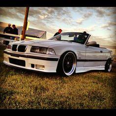 My Dream Car, Dream Cars, M3 Cabrio, Bmw White, Bmw Classic Cars, Bmw 3 Series, Bmw Cars, Manual Transmission, Bmw E36