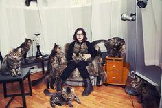 Crazy Cat Lovers :-)